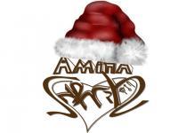 Weihnachtsnachmittag bei AMINA