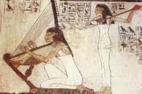 Tempelmusik & Privatparty - Instrumente, Musik & Tanz in Altägypten