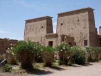 Altägyptische Tempel - Sinn und Funktion der Tempelarchitektur