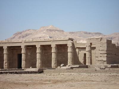 Oberägypten (Luxor/Theben)