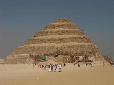 Pyramiden - Kairo & Fayyum