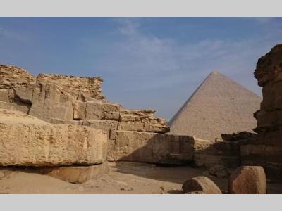 In Raum & Zeit: Kairo & Fayyum