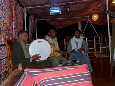 Nostalgie & Tanz auf dem Nil