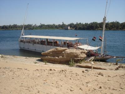 Leben auf dem Nil