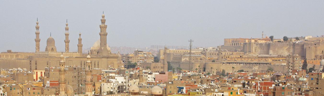 Metropole am Nil