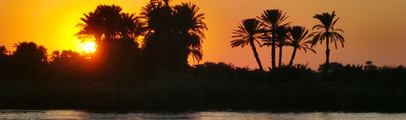 Wellness auf dem Nil